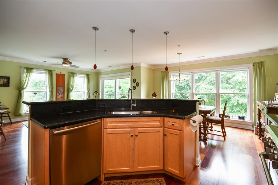 Real Estate Photography - 218 N. Water Street, Unit 201, Batavia, IL, 60510 - Kitchen / Breakfast Room