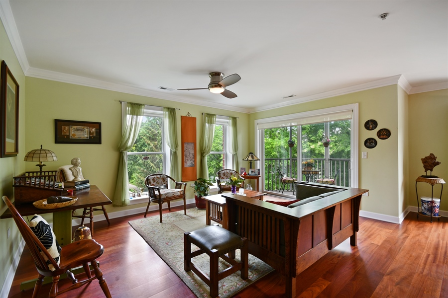 Real Estate Photography - 218 N. Water Street, Unit 201, Batavia, IL, 60510 - Family Room