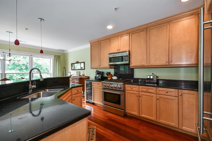 Real Estate Photography - 218 N. Water Street, Unit 201, Batavia, IL, 60510 - Kitchen