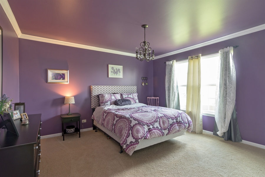 Real Estate Photography - 1885 Northwood Drive, Wauconda, IL, 60084 - 3rd Bedroom