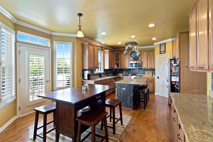 Real Estate Photography - 1885 Northwood Drive, Wauconda, IL, 60084 - Kitchen / Breakfast Room