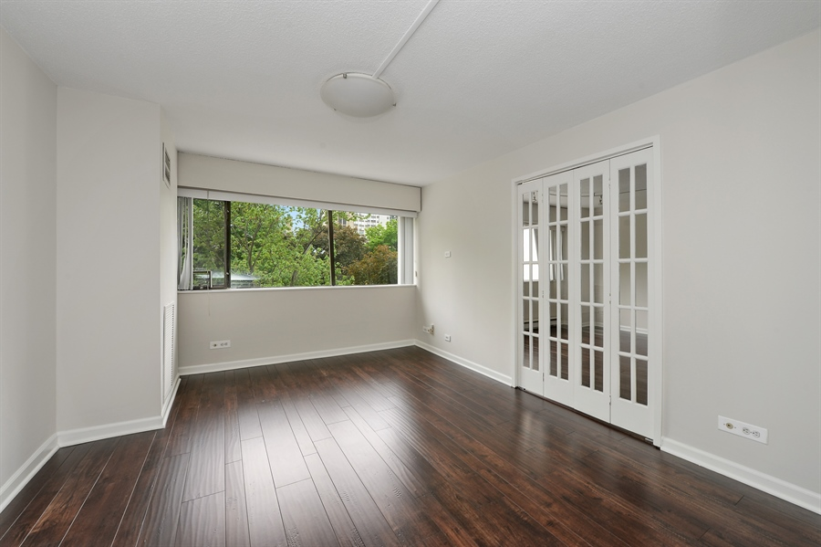 Real Estate Photography - 1415 N. Dearborn Street, Unit 4D, Chicago, IL, 60610 - 2nd Bedroom