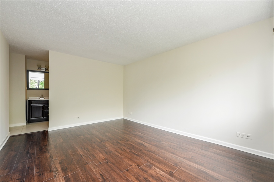 Real Estate Photography - 1415 N. Dearborn Street, Unit 4D, Chicago, IL, 60610 - Master Bedroom
