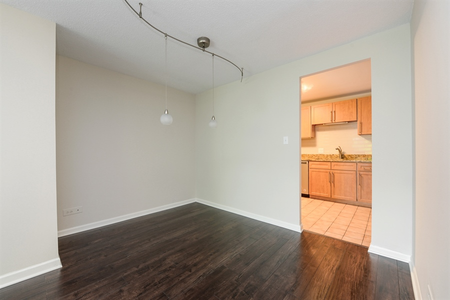 Real Estate Photography - 1415 N. Dearborn Street, Unit 4D, Chicago, IL, 60610 - Dining Room