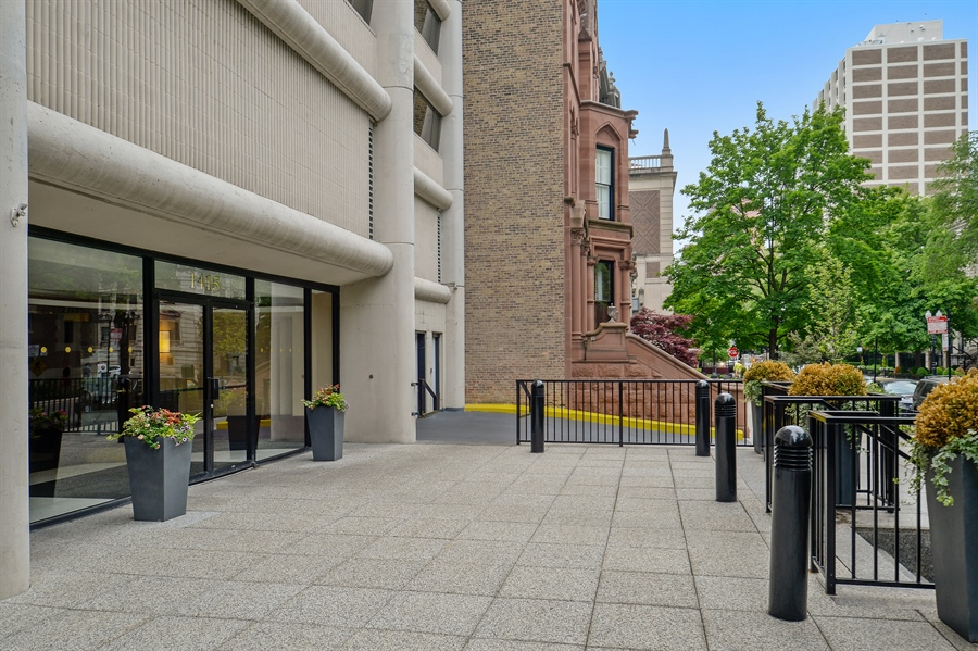 Real Estate Photography - 1415 N. Dearborn Street, Unit 4D, Chicago, IL, 60610 - Front View