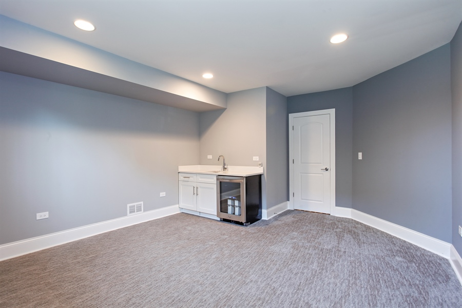 Real Estate Photography - 438 E. 46th Street, Chicago, IL, 60653 - Basement