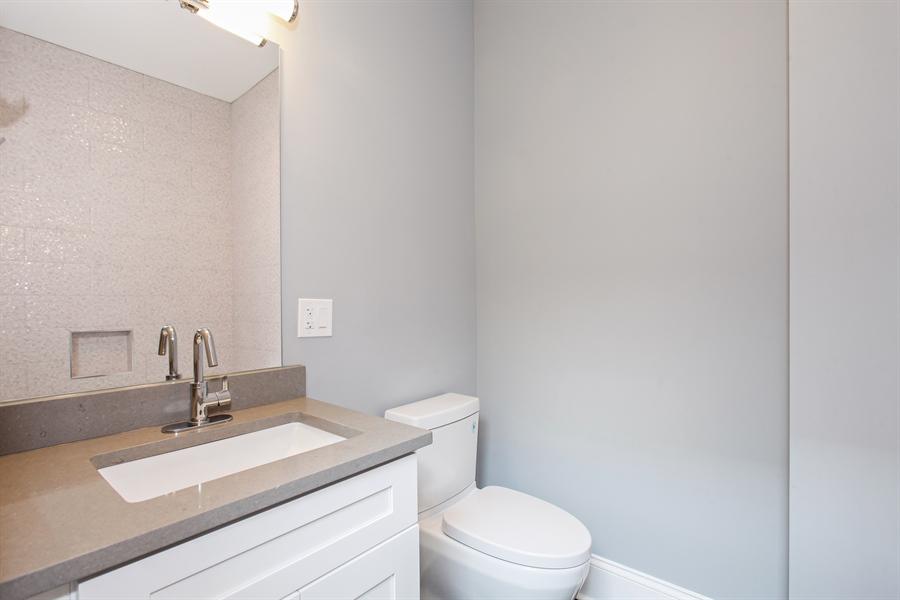 Real Estate Photography - 438 E. 46th Street, Chicago, IL, 60653 - Bathroom