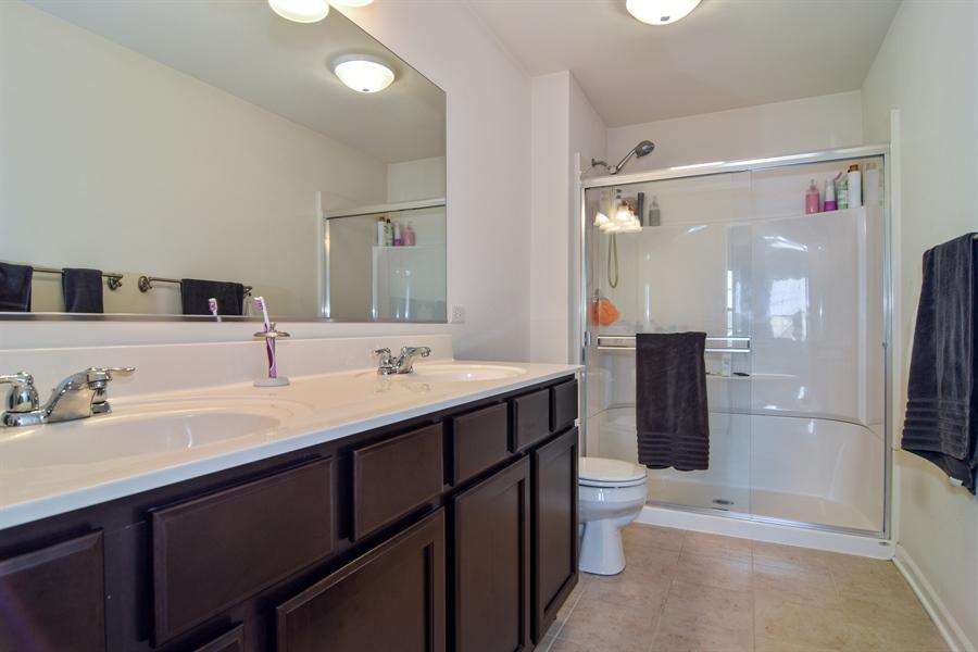 Real Estate Photography - 6544 Lilac Boulevard, Hanover Park, IL, 60133 - Master Bathroom