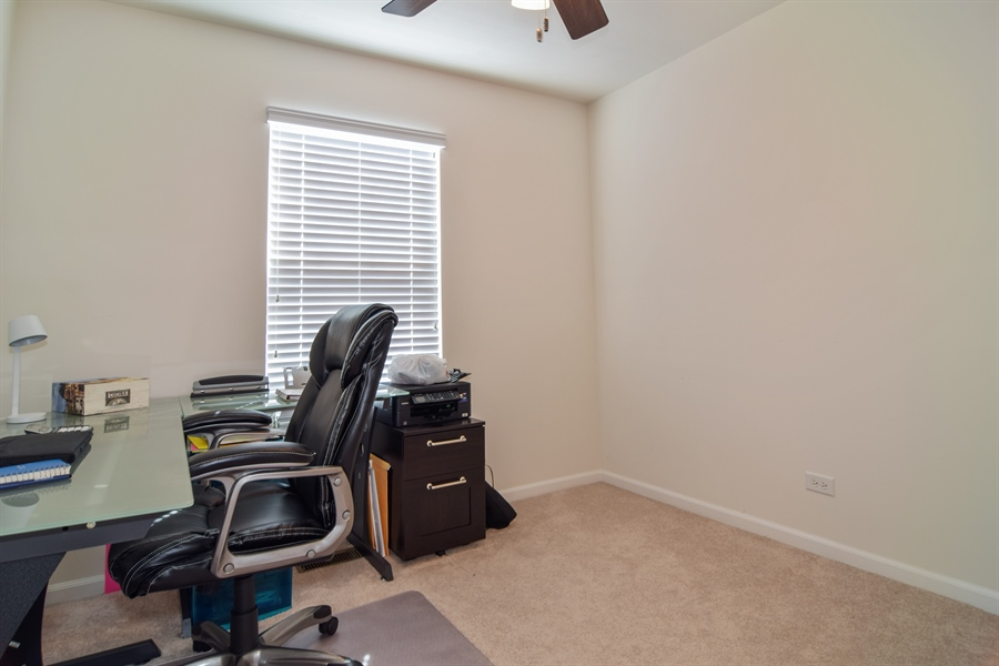 Real Estate Photography - 6544 Lilac Boulevard, Hanover Park, IL, 60133 - Bedroom