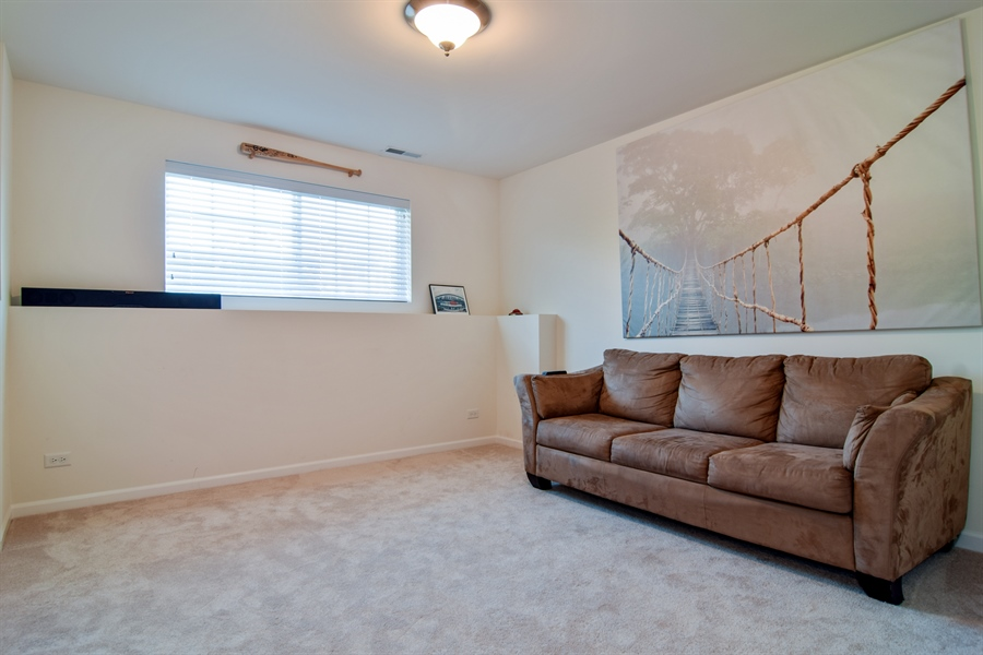 Real Estate Photography - 6544 Lilac Boulevard, Hanover Park, IL, 60133 - Family Room