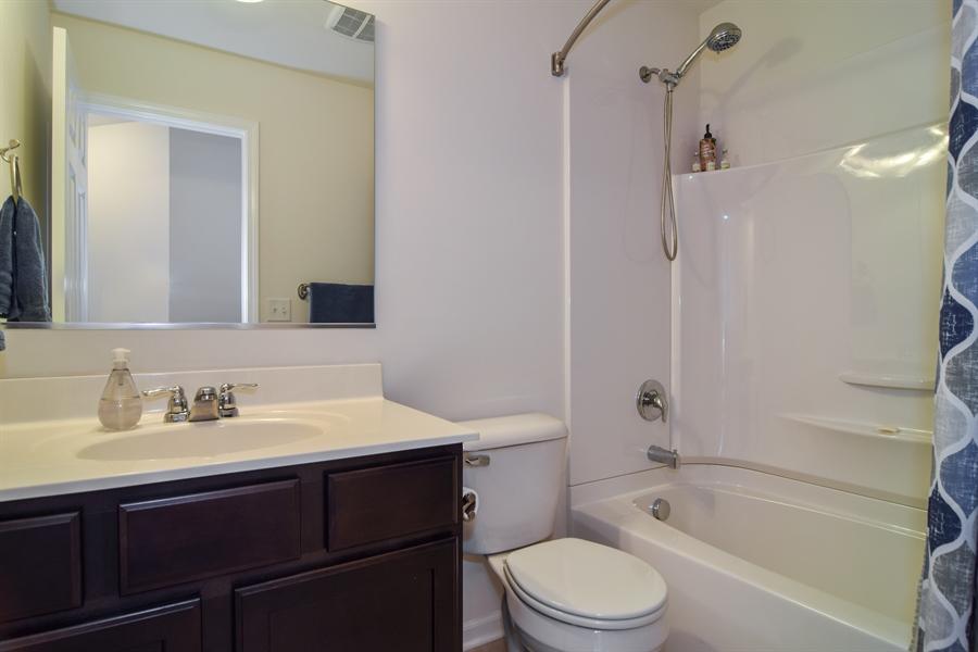 Real Estate Photography - 6544 Lilac Boulevard, Hanover Park, IL, 60133 - Bathroom