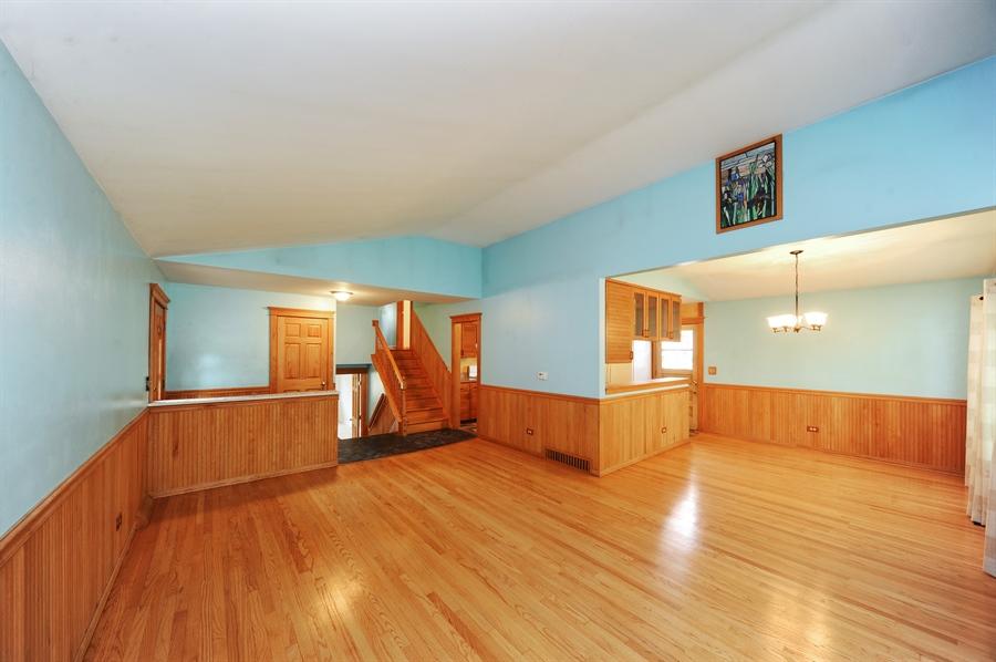 Real Estate Photography - 218 N. KASPAR Avenue, Arlington Heights, IL, 60005 - Living Room / Dining Room