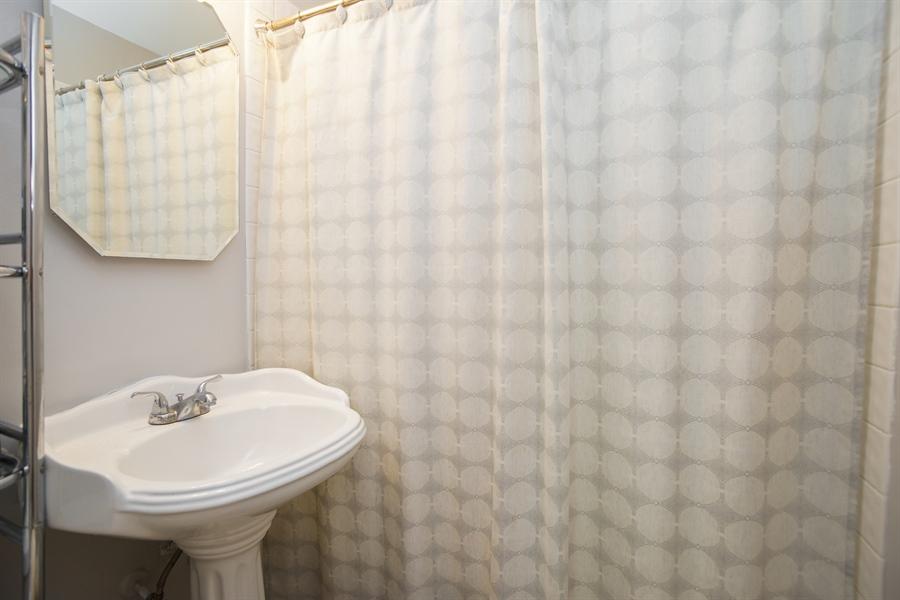 Real Estate Photography - 1061 Leahy Circle, Des Plaines, IL, 60016 - Bathroom