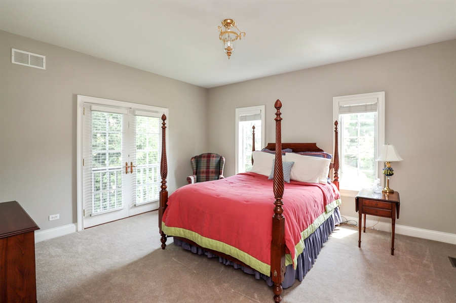 Real Estate Photography - 1224 Ashbury Lane, Libertyville, IL, 60048 - 3rd Bedroom