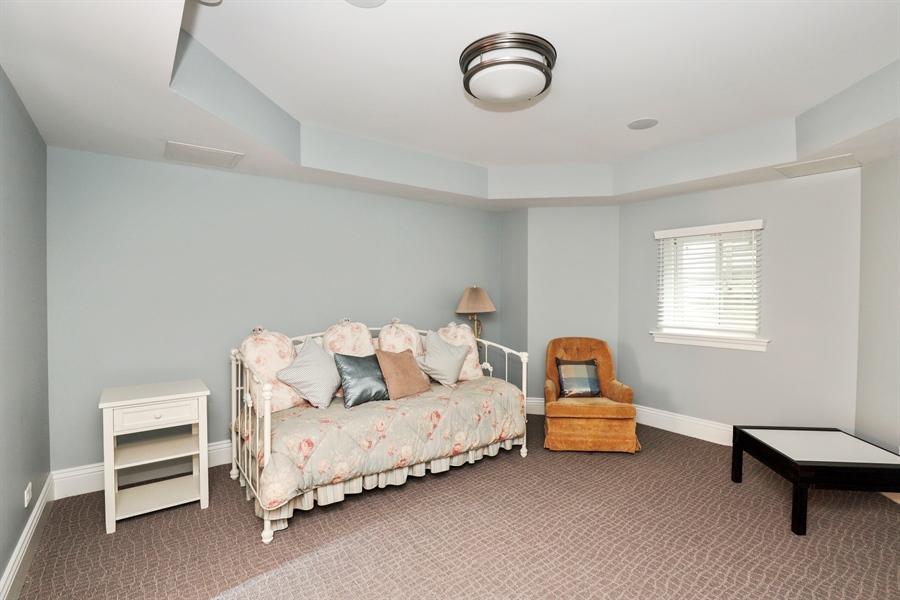 Real Estate Photography - 1224 Ashbury Lane, Libertyville, IL, 60048 - Basement/5th Bedroom
