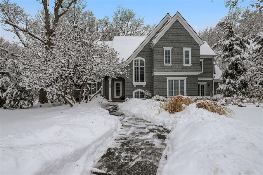 Real Estate Photography - 1224 Ashbury Lane, Libertyville, IL, 60048 - Front View