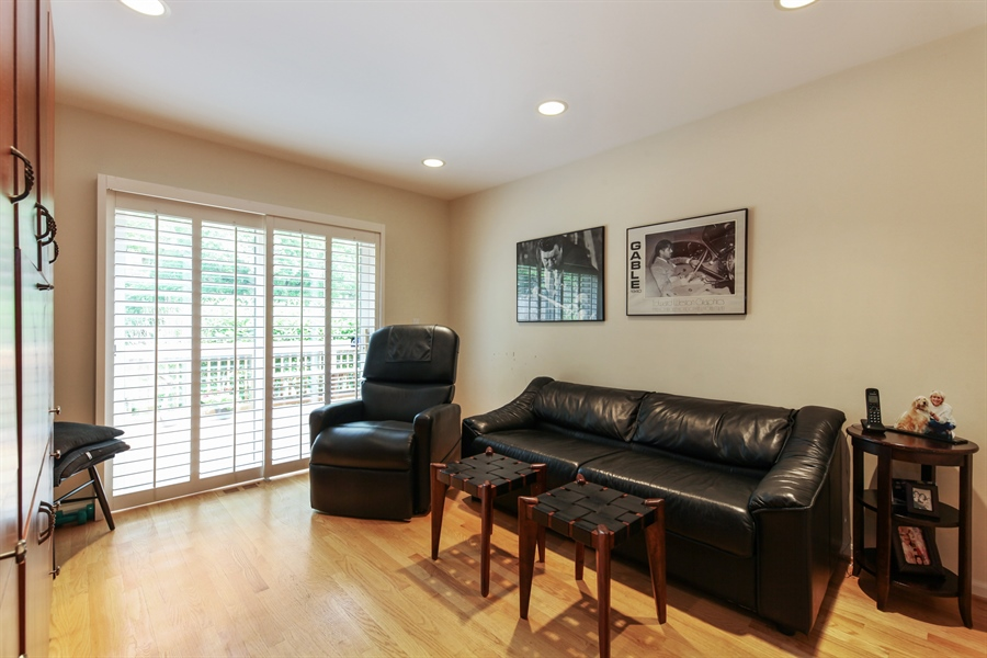 Real Estate Photography - 955 Villas Court, Highland Park, IL, 60035 - 2nd Bedroom