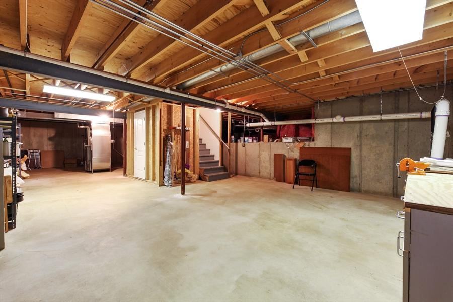 Real Estate Photography - 955 Villas Court, Highland Park, IL, 60035 - Basement