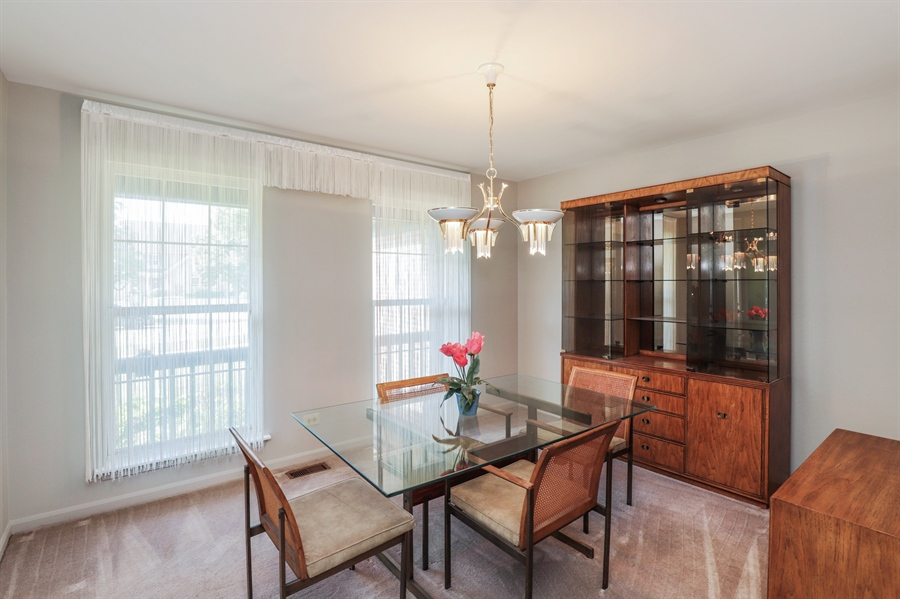 Real Estate Photography - 330 Kildere Court, Grayslake, IL, 60030 - Dining Room
