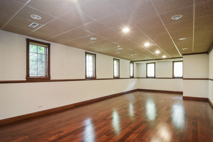 Real Estate Photography - 585 Windsor Road, Inverness, IL, 60067 - Bonus Room