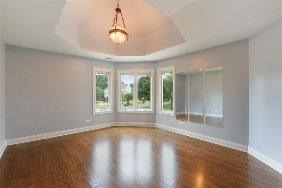 Real Estate Photography - 1531 S. Douglas Avenue, Arlington Heights, IL, 60005 - 2nd Bedroom