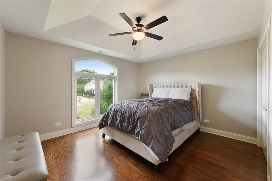 Real Estate Photography - 1531 S. Douglas Avenue, Arlington Heights, IL, 60005 - 3rd Bedroom