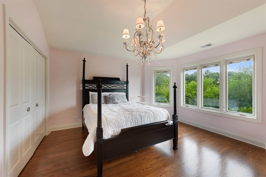 Real Estate Photography - 1531 S. Douglas Avenue, Arlington Heights, IL, 60005 - 4th Bedroom