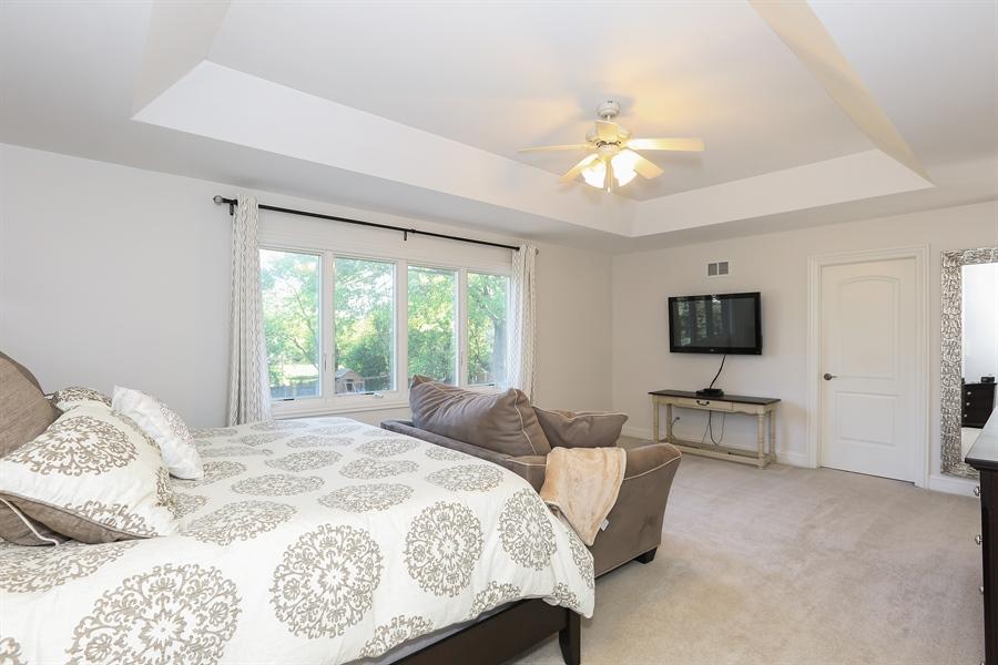 Real Estate Photography - 20 Melrose Street, Westmont, IL, 60559 - Master Bedroom