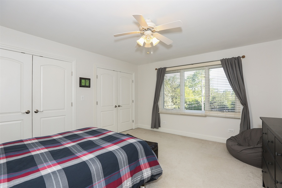 Real Estate Photography - 20 Melrose Street, Westmont, IL, 60559 - 2nd Bedroom