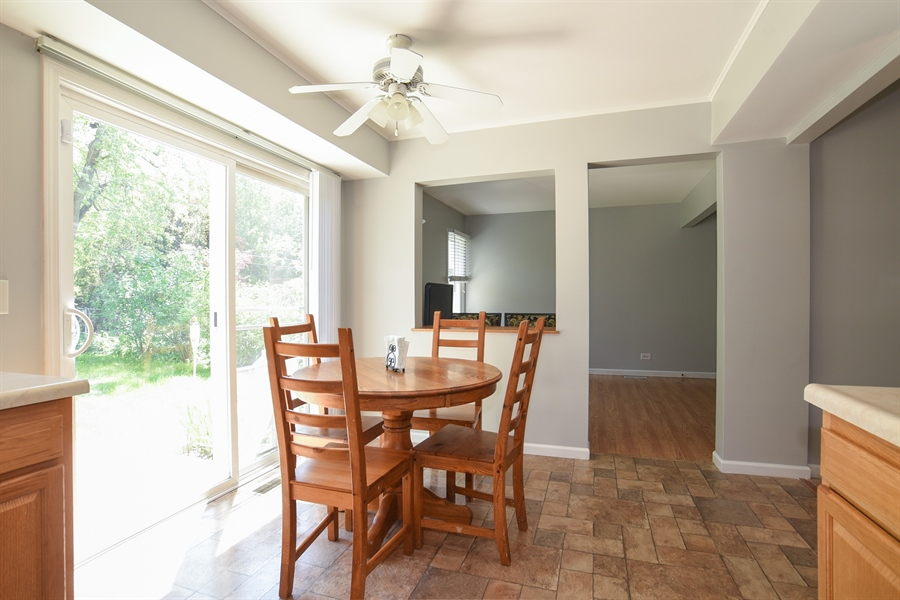 Real Estate Photography - 2021 Briar Hill Drive, Schaumburg, IL, 60194 - Dining Room