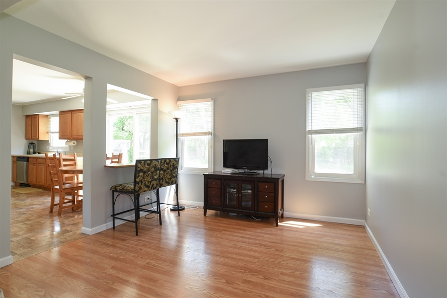 Real Estate Photography - 2021 Briar Hill Drive, Schaumburg, IL, 60194 - Family Room