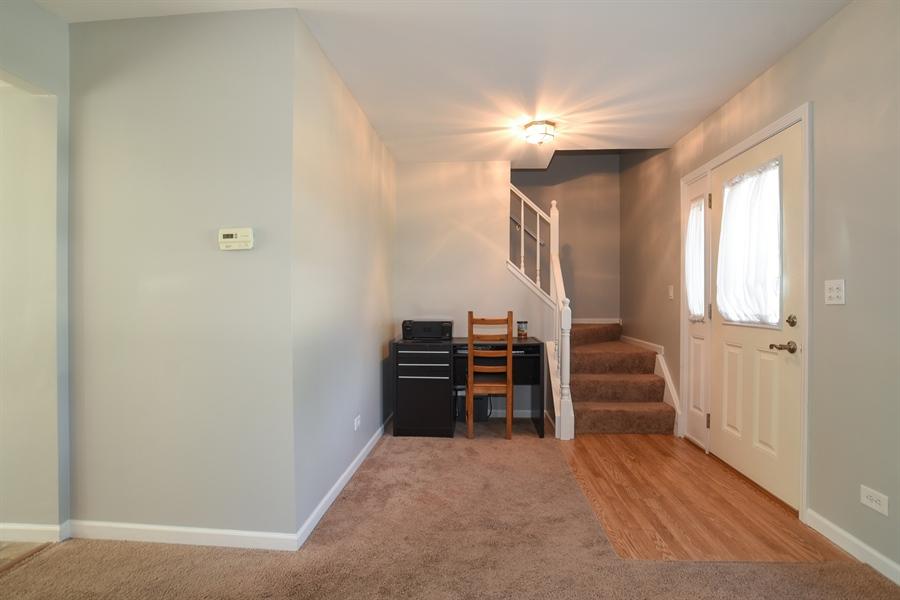 Real Estate Photography - 2021 Briar Hill Drive, Schaumburg, IL, 60194 - Foyer