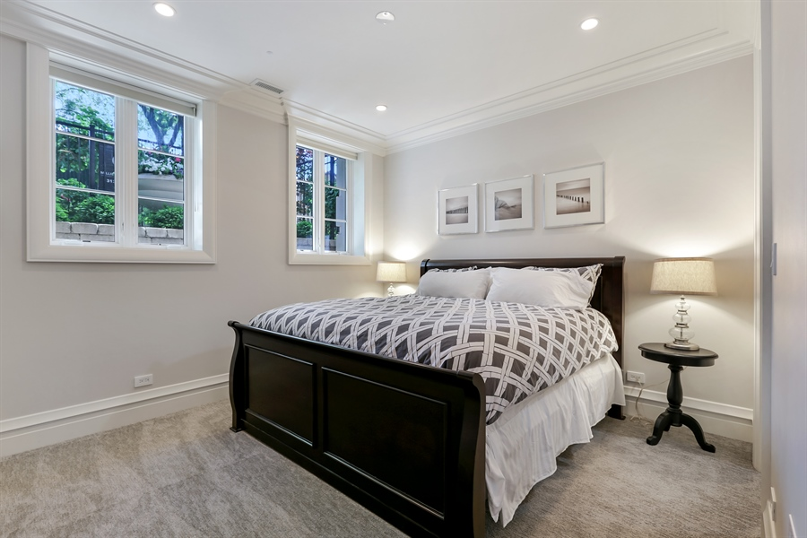 Real Estate Photography - 1720 N. MOHAWK Street, Chicago, IL, 60614 - 6th Bedroom