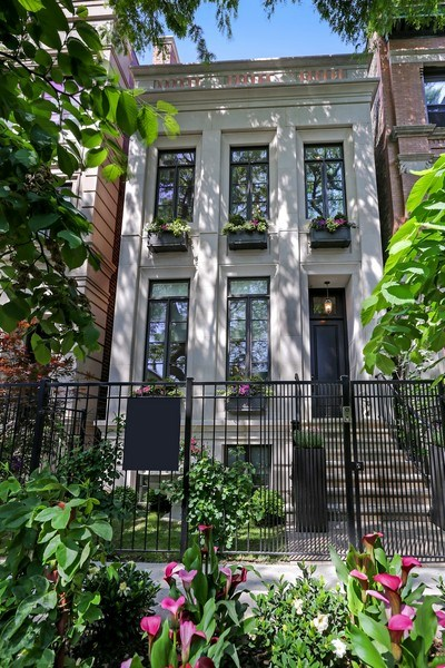 Real Estate Photography - 1720 N. MOHAWK Street, Chicago, IL, 60614 - Front View