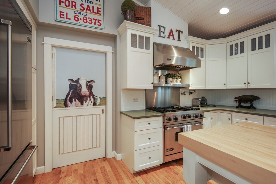 Real Estate Photography - 11N226 Peplow Road, Hampshire, IL, 60140 - Kitchen
