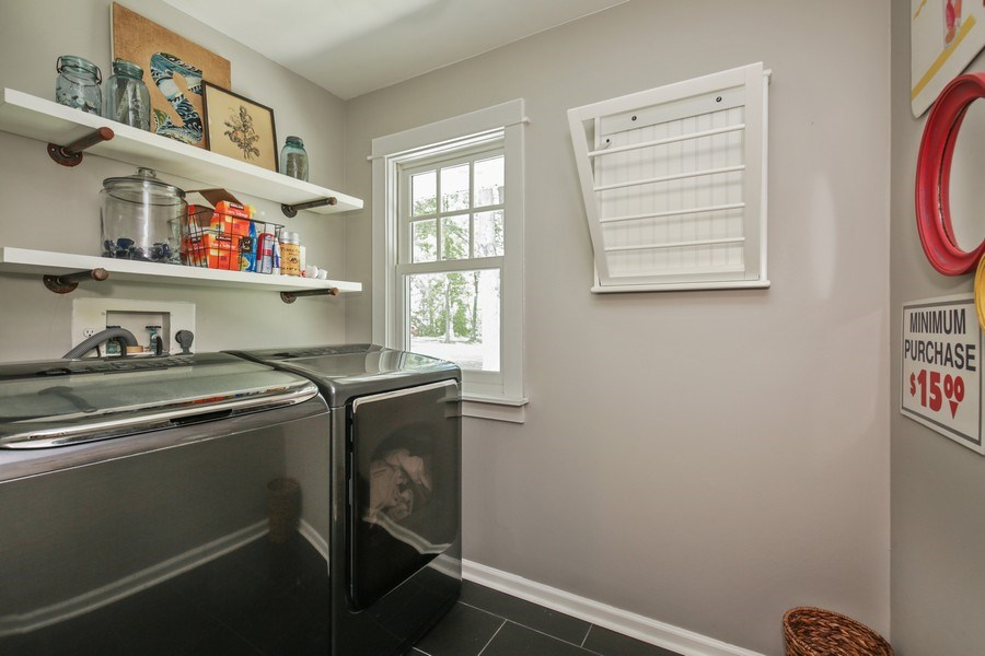 Real Estate Photography - 11N226 Peplow Road, Hampshire, IL, 60140 - Laundry Room