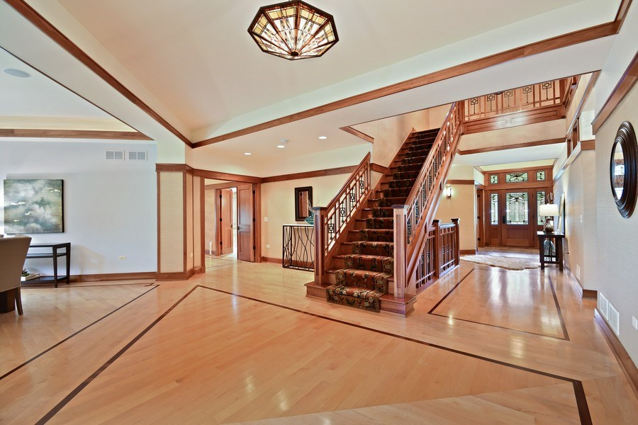 Real Estate Photography - 625 Bowling Green Court, Naperville, IL, 60563 - Designed for entertaining!