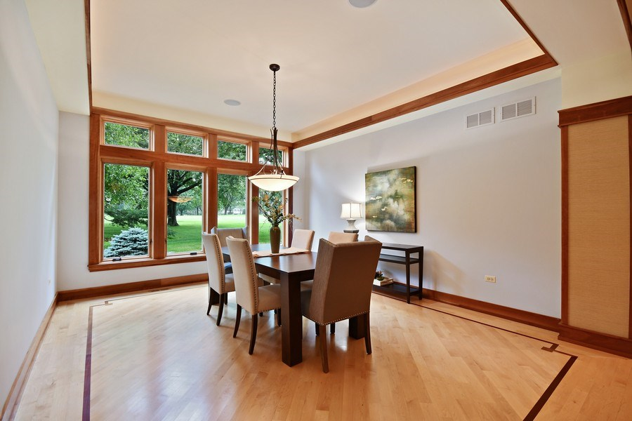 Real Estate Photography - 625 Bowling Green Court, Naperville, IL, 60563 - Fabulous views from every window