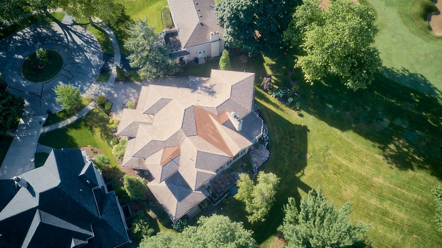 Real Estate Photography - 625 Bowling Green Court, Naperville, IL, 60563 - Wow!