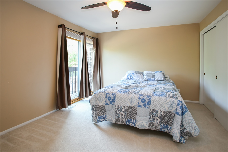 Real Estate Photography - 484 DOMINION Court, Wood Dale, IL, 60191 - 2nd Bedroom
