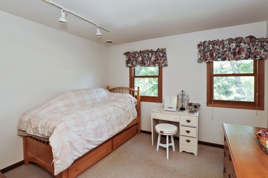 Real Estate Photography - 1899 Lexington Road, Green Oaks, IL, 60048 - 2nd Bedroom