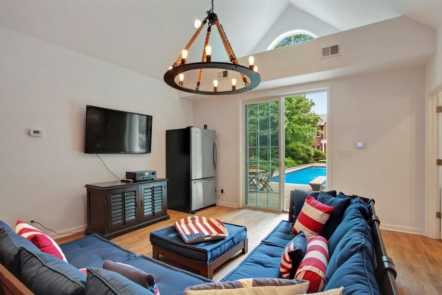 Real Estate Photography - 1507 Sunset Road, Highland Park, IL, 60035 - Bonus Room