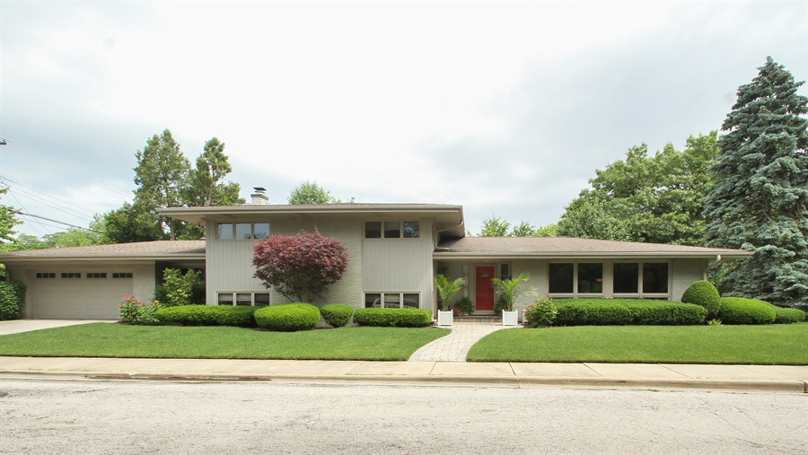 Real Estate Photography - 4500 W. Rosemont Avenue, Chicago, IL, 60646 - Front View