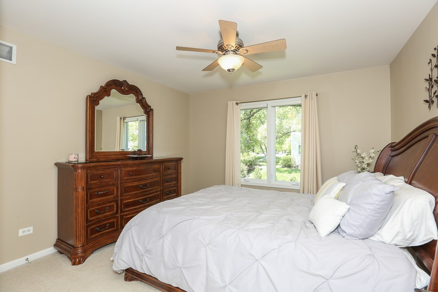 Real Estate Photography - 2S428 Chaucer Court, Glen Ellyn, IL, 60137 - 4th Bedroom