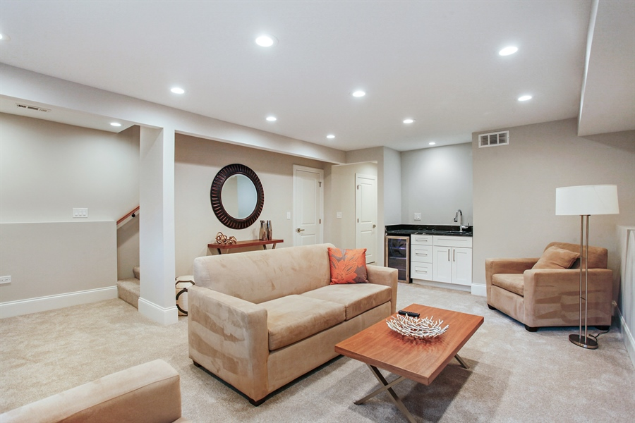 Real Estate Photography - 6423 S. Ingleside Avenue, Chicago, IL, 60637 - Basement