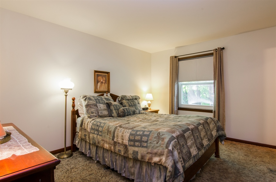 Real Estate Photography - 6702 Meadow Drive, Crystal Lake, IL, 60012 - Master Bedroom
