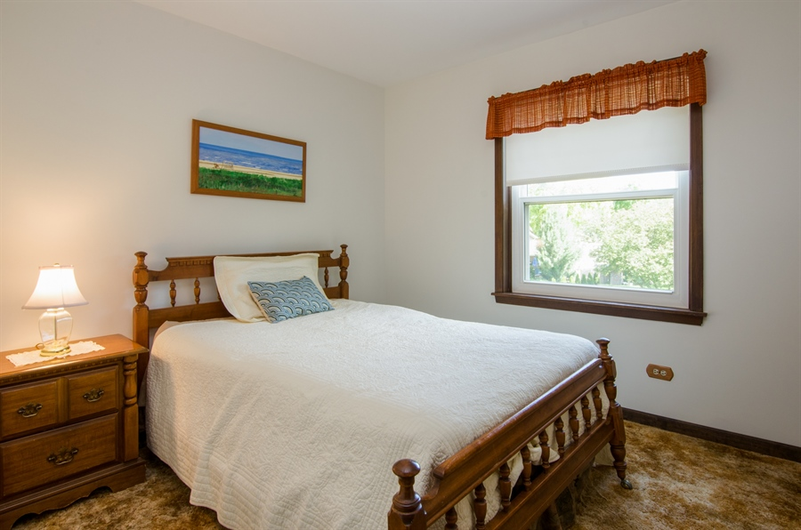 Real Estate Photography - 6702 Meadow Drive, Crystal Lake, IL, 60012 - 2nd Bedroom