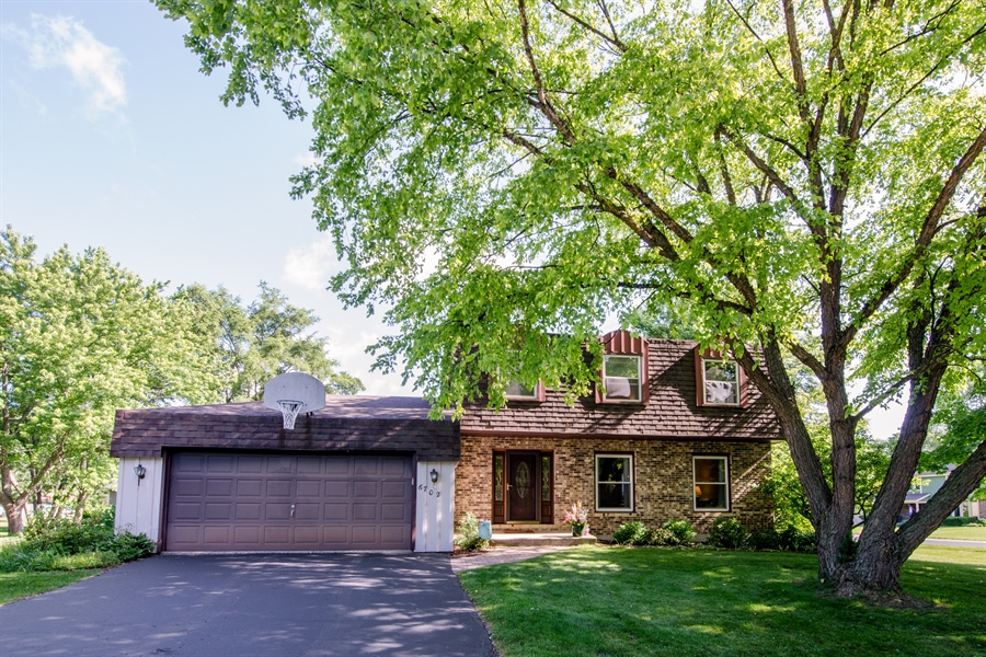Real Estate Photography - 6702 Meadow Drive, Crystal Lake, IL, 60012 - Front View