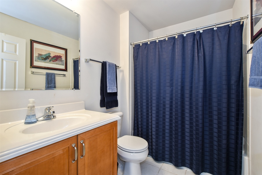 Real Estate Photography - 2500 Stonybrook Street, Wauconda, IL, 60084 - 3rd Bathroom