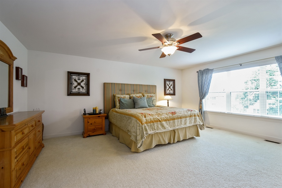 Real Estate Photography - 2500 Stonybrook Street, Wauconda, IL, 60084 - Master Bedroom